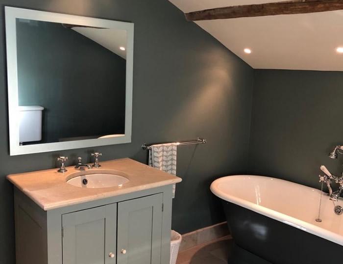 bathroom paint colour consultation